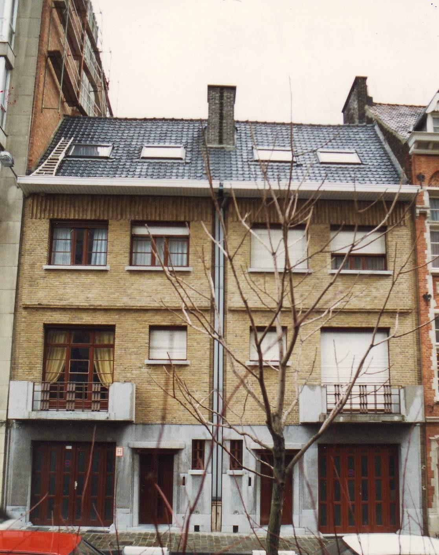 Pater de Dekenstraat 4-5 en 6-7., 1993