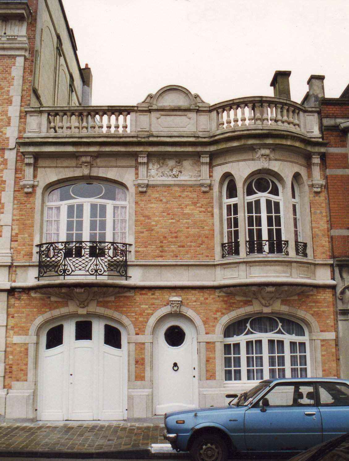 Rue Père de Deken 16., 1993