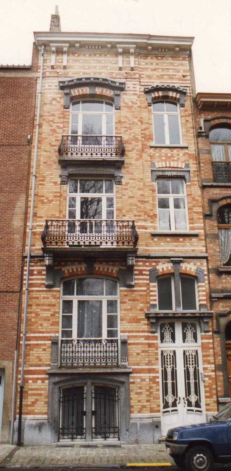 Rue Père Eudore Devroye 61., 1993
