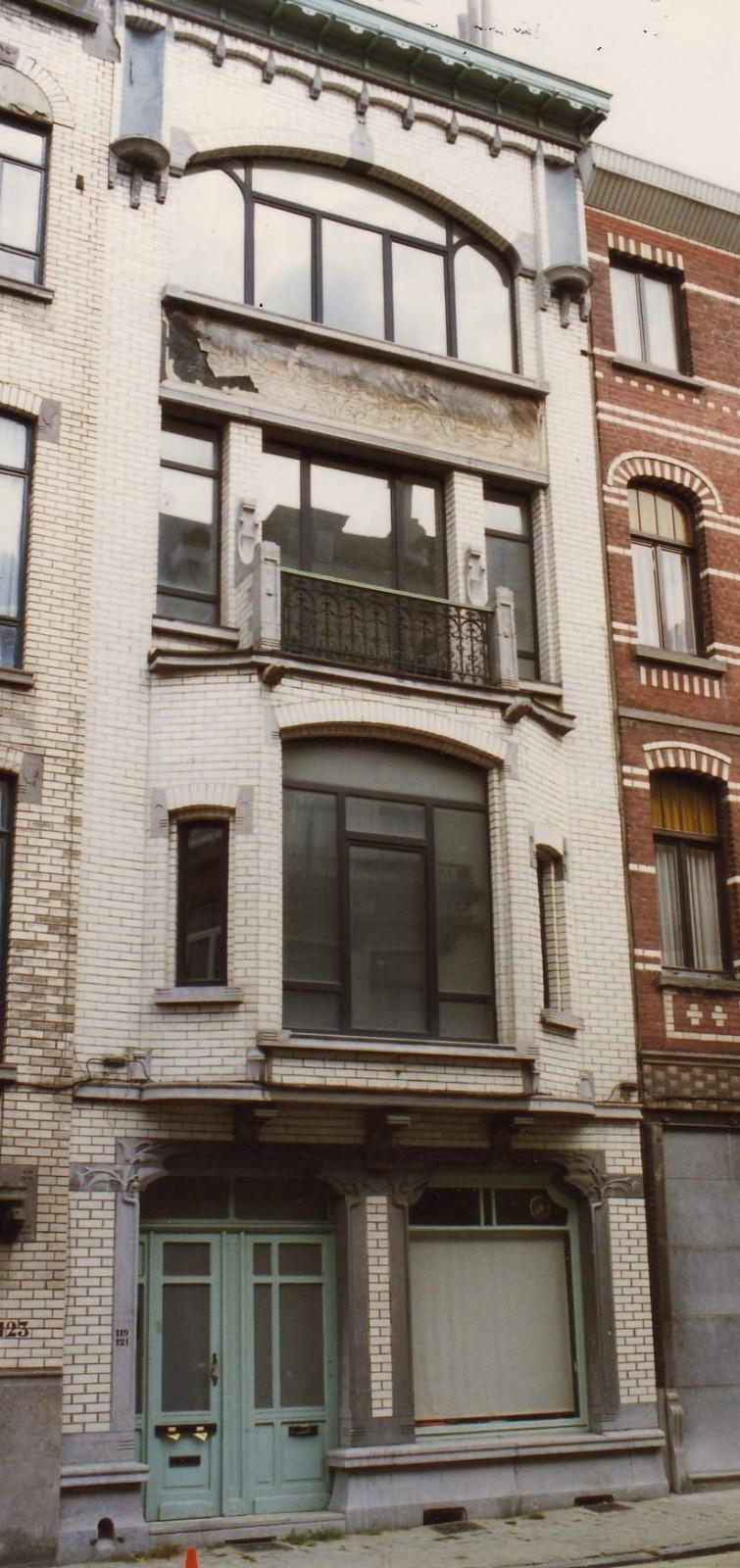 Rue Philippe Baucq 119-121., 1993