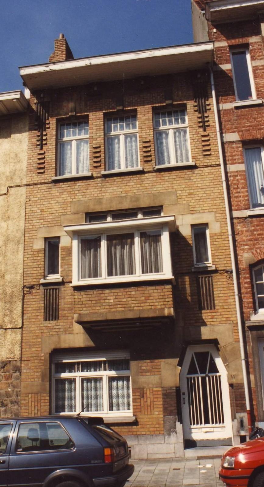 Pierre Hap-Lemaîtrestraat 11., 1994