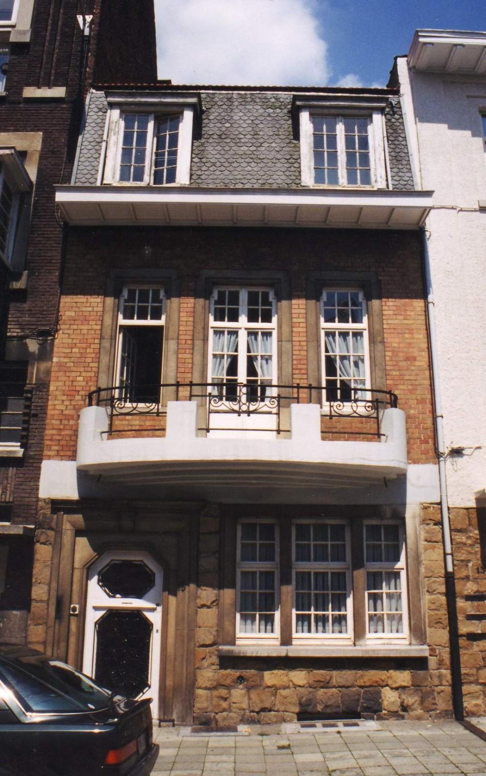 Rue Pierre Hap-Lemaître 15., 1994