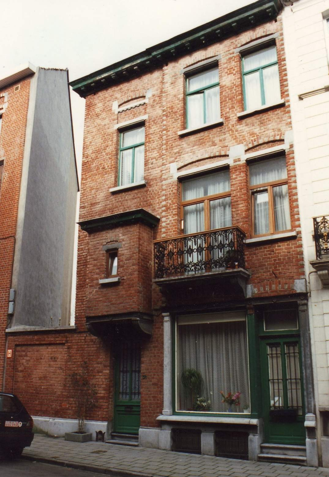Rue des Platanes 34-36., 1994