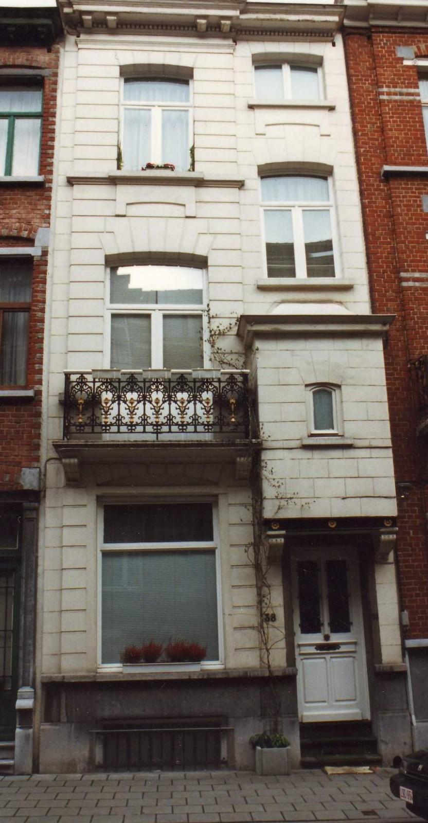 Rue des Platanes 38., 1994