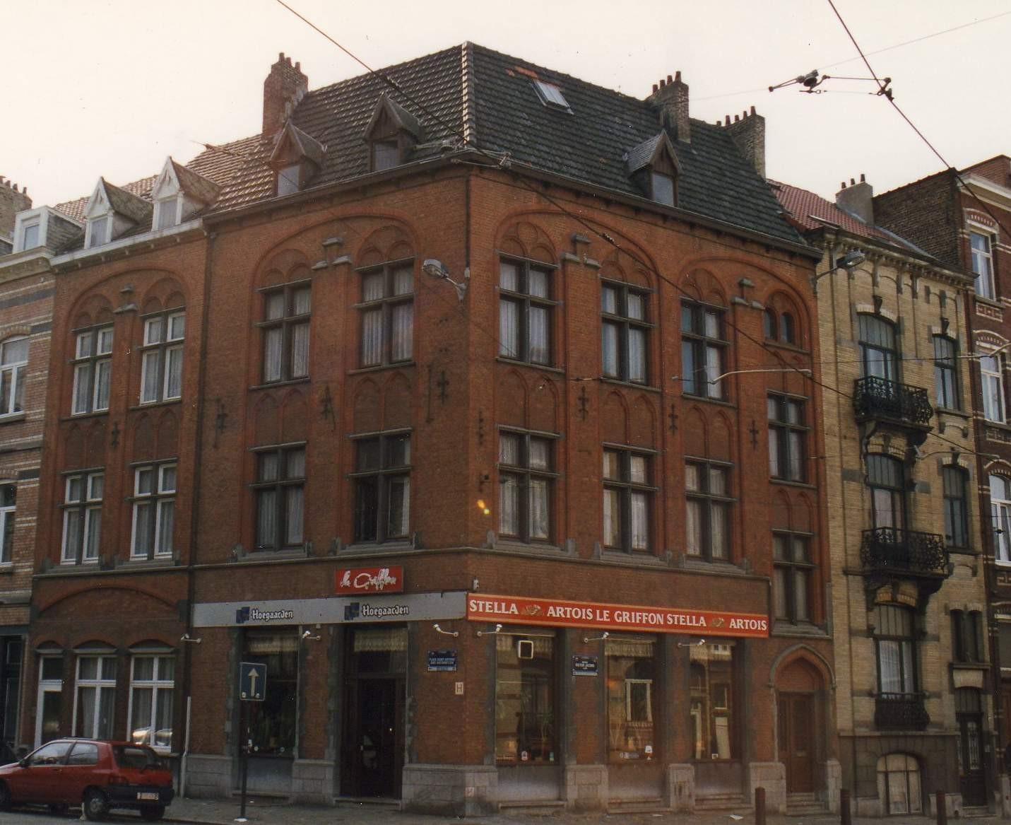 Place Saint-Antoine 43 à 48 et avenue Victor Jacobs 2., 1993