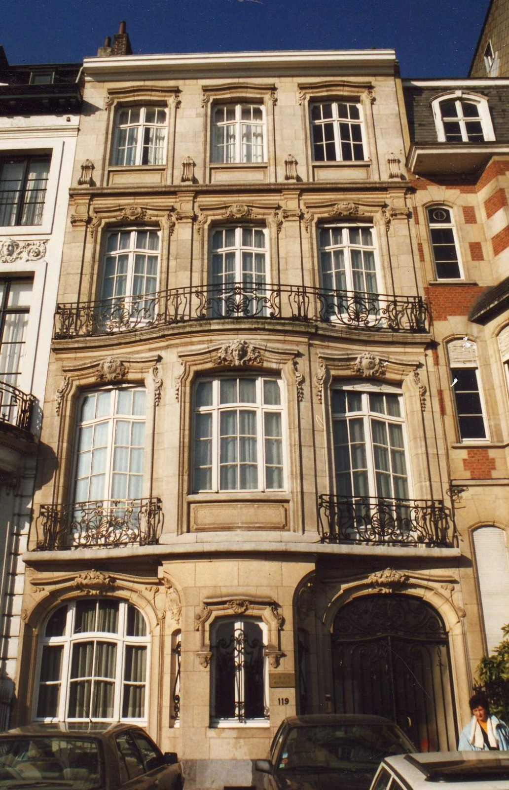 Boulevard Saint-Michel 119., 1994