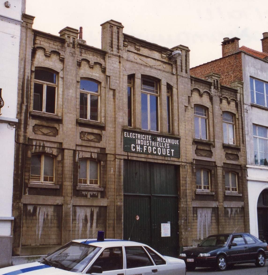 Chaussée Saint-Pierre 131., 1993