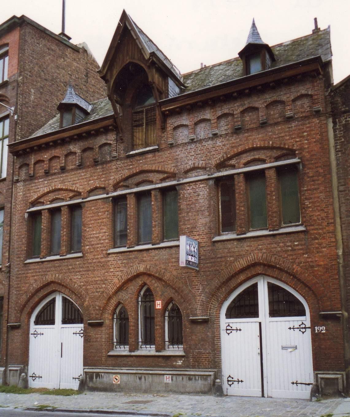 Chaussée Saint-Pierre 190-192., 1993
