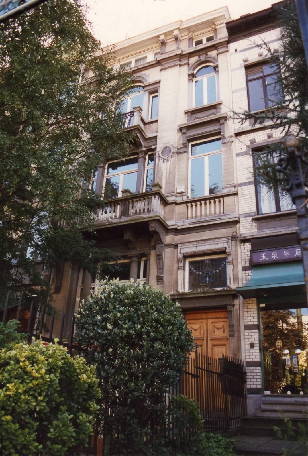 Avenue de Tervueren 7., 1994