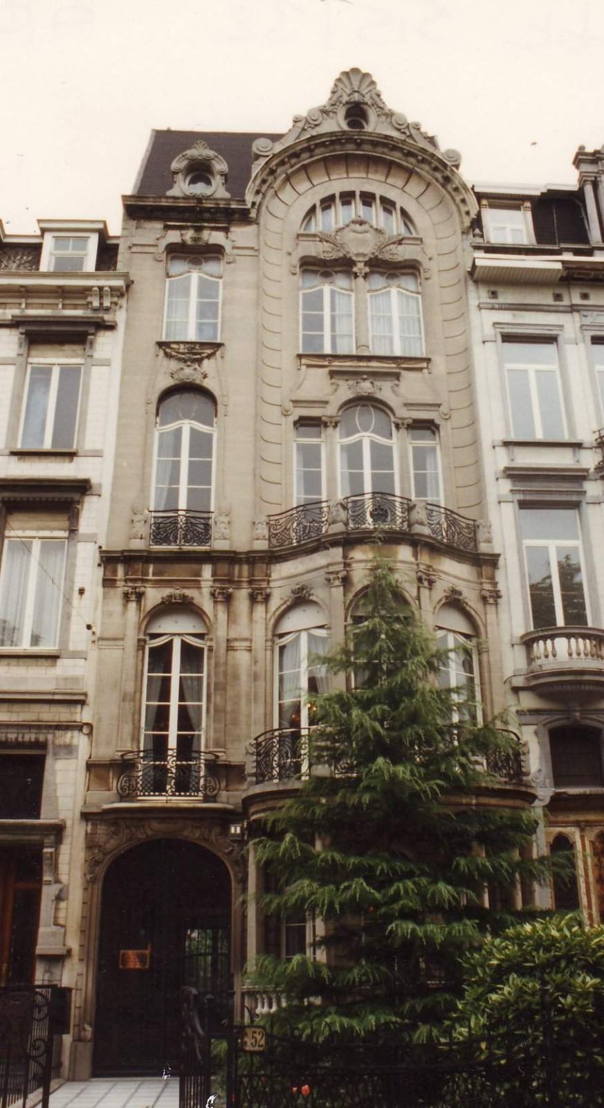 Tervurenlaan 52., 1994