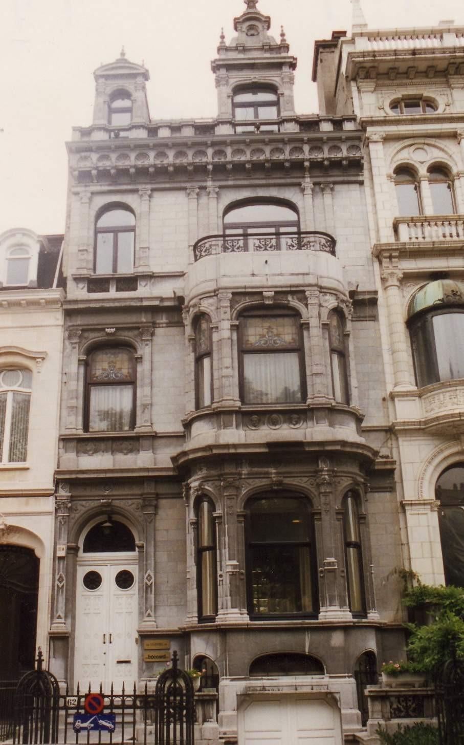 Avenue de Tervueren 62., 1994