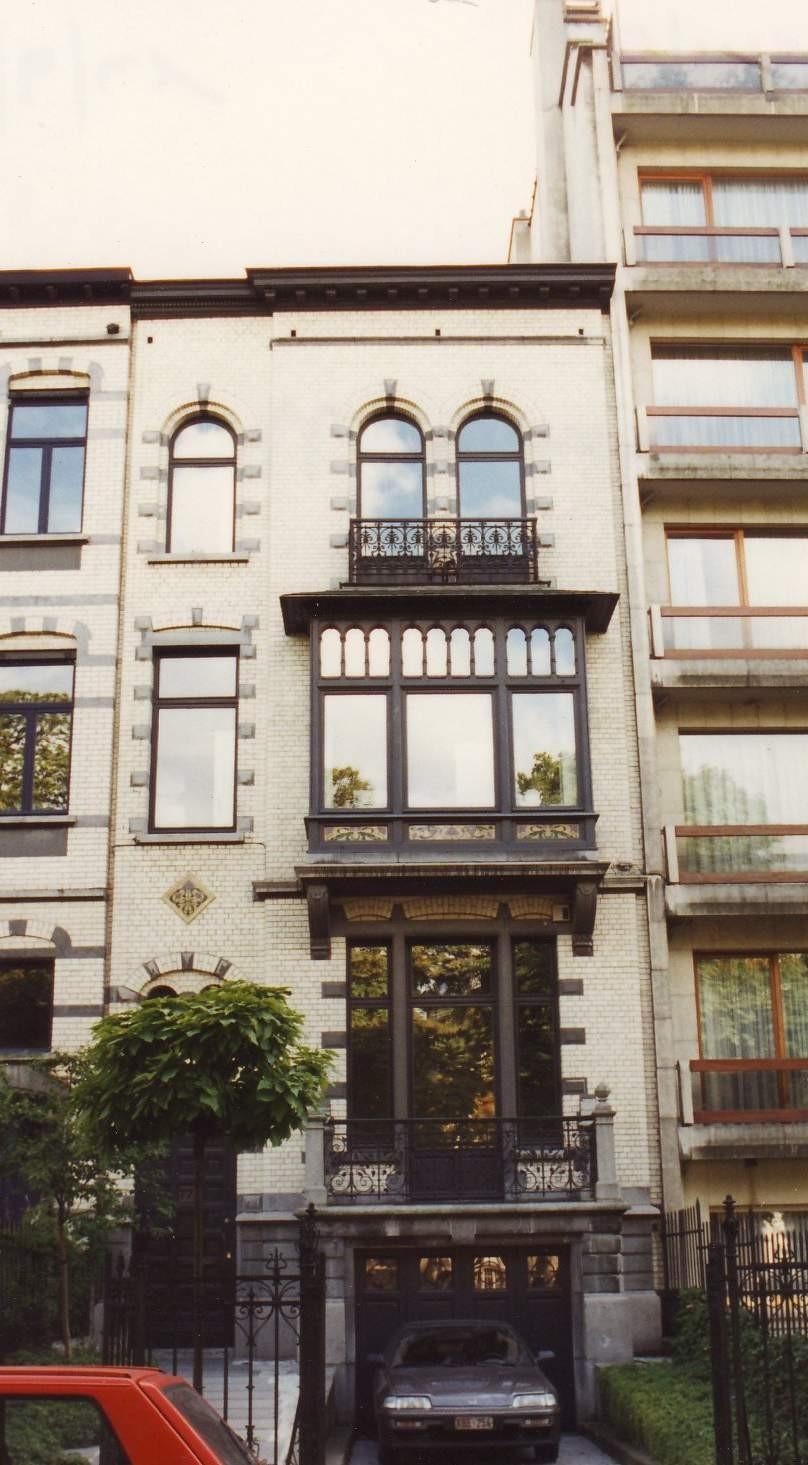 Avenue de Tervueren 77., 1994