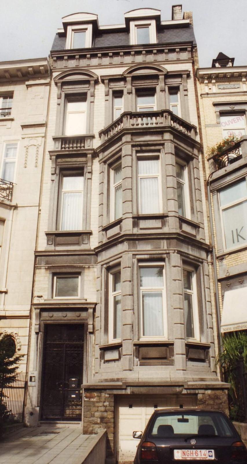 Avenue de Tervueren 100., 1994