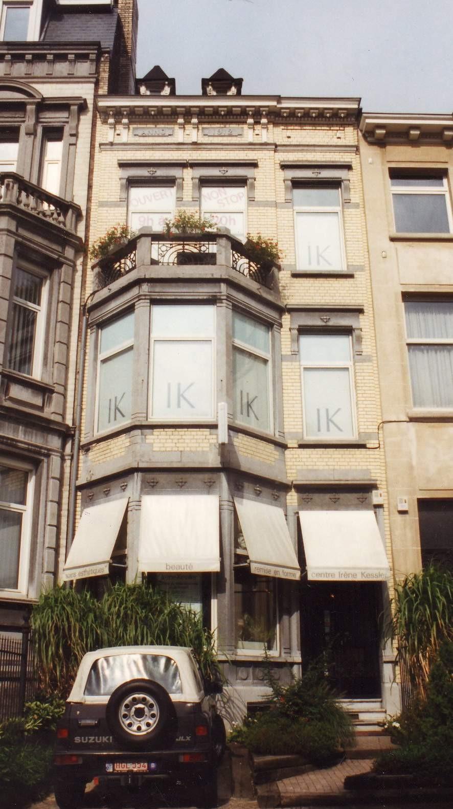 Avenue de Tervueren 102., 1994