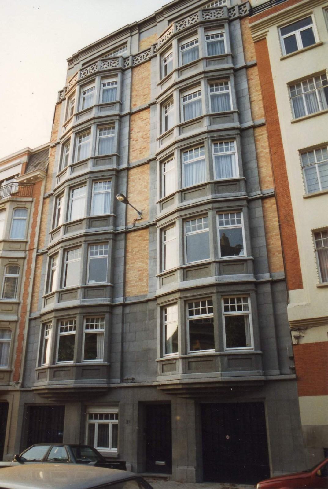 Rue des Taxandres 21., 1993