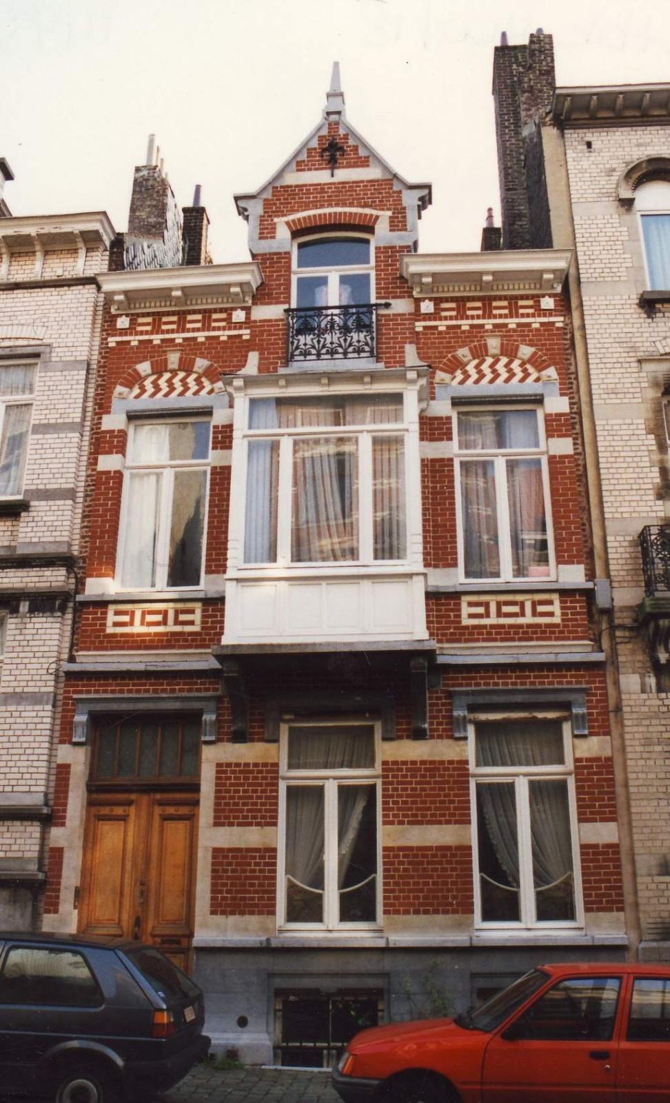 Rue des Trévires 7., 1993