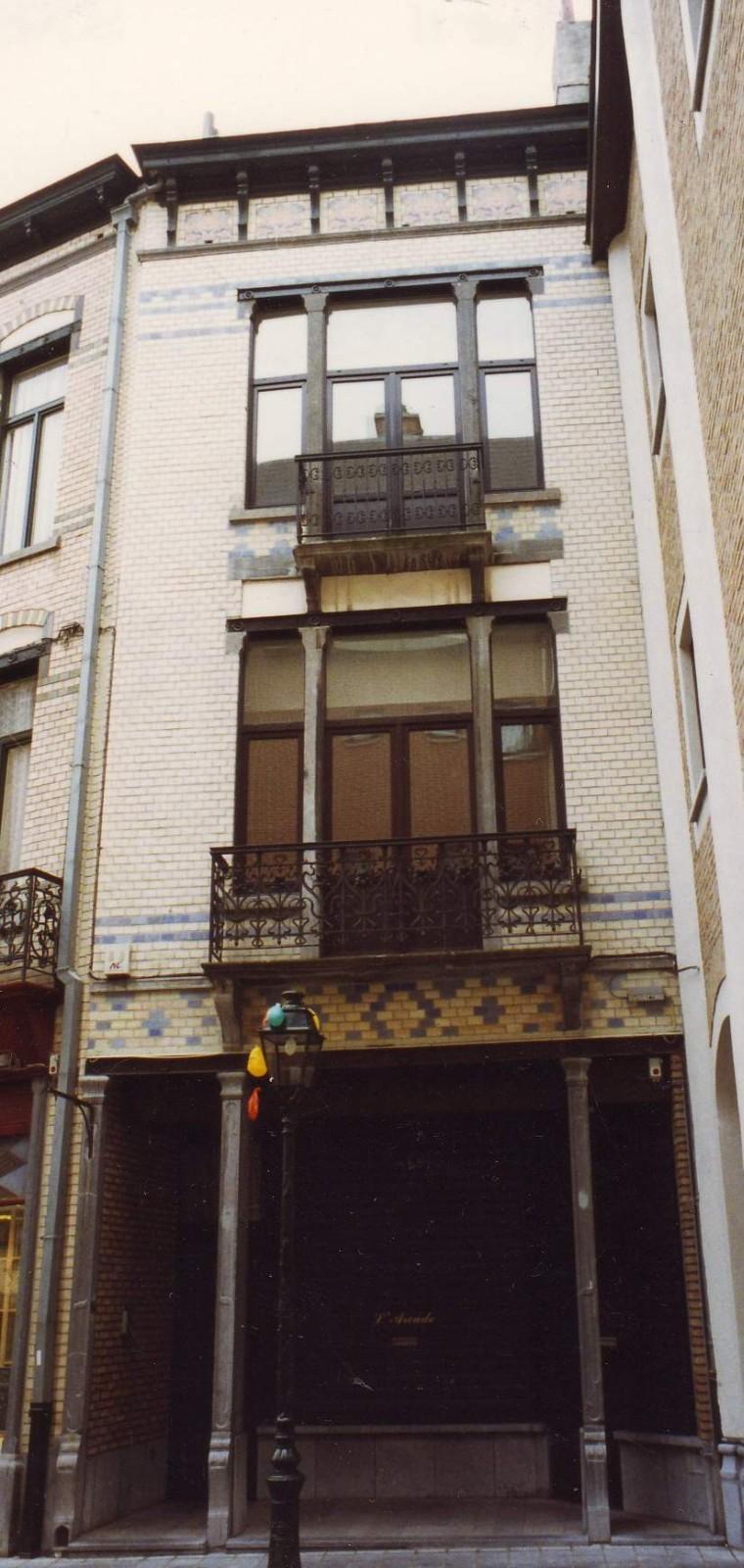 Chaussée de Wavre 315., 1994