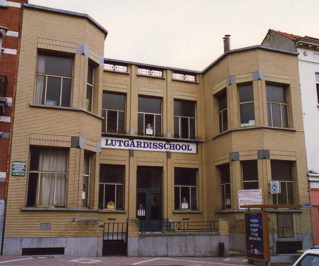 Ecole gardienne Saint-Joseph, Chaussée de Wavre 457., 1994