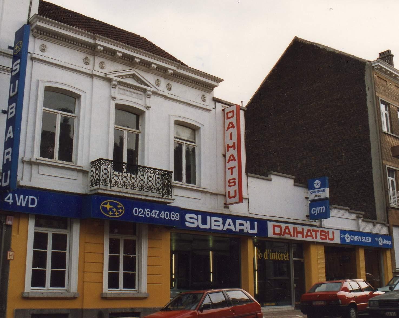 Chaussée de Wavre 542-544., 1994