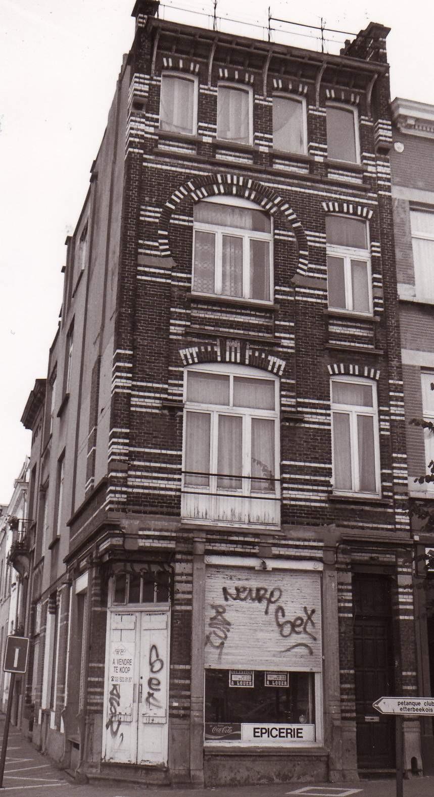 Chaussée de Wavre 580-582., 1994