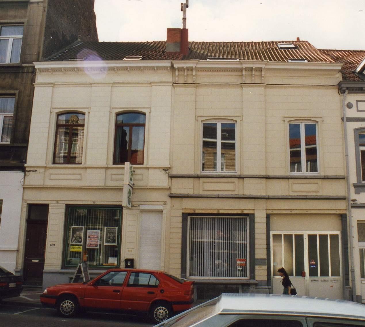 Chaussée de Wavre 625, 627-629., 1994
