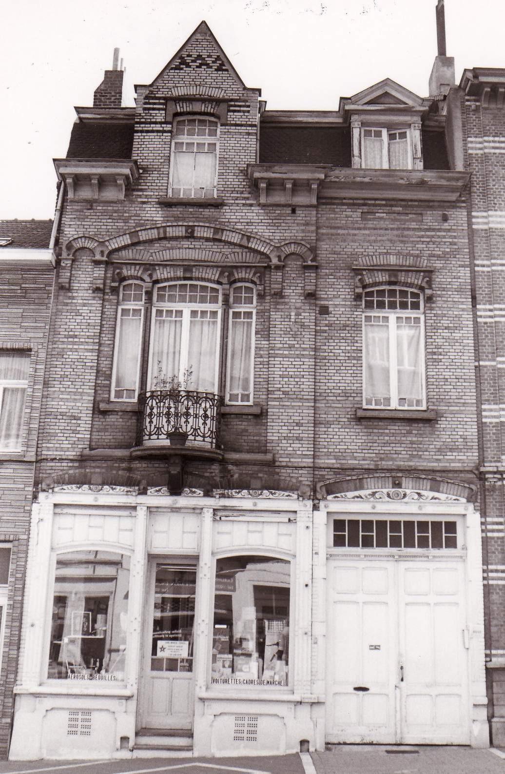 Chaussée de Wavre 678-680., 1994
