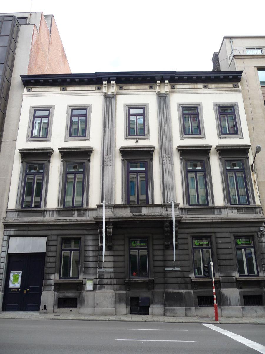 Belliardstraat 58, 2009