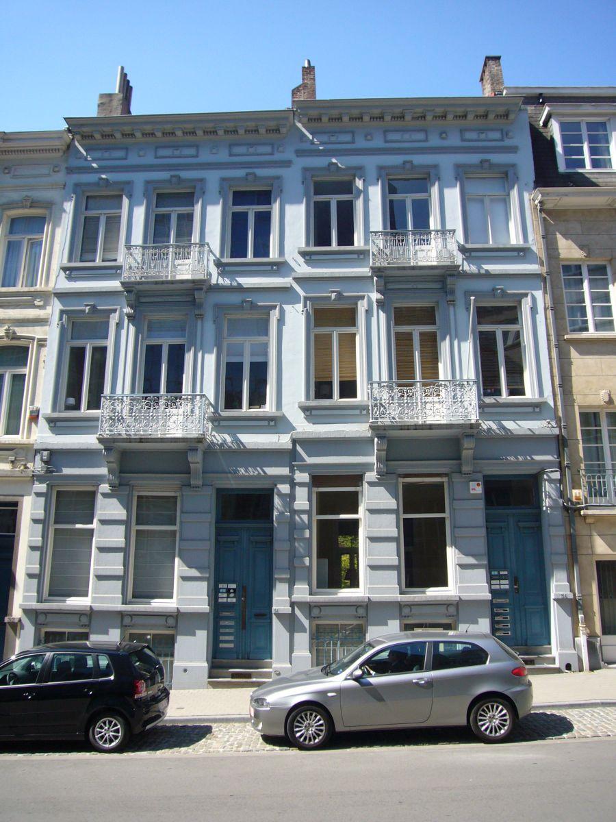Rue Breydel 34, 36, 2009