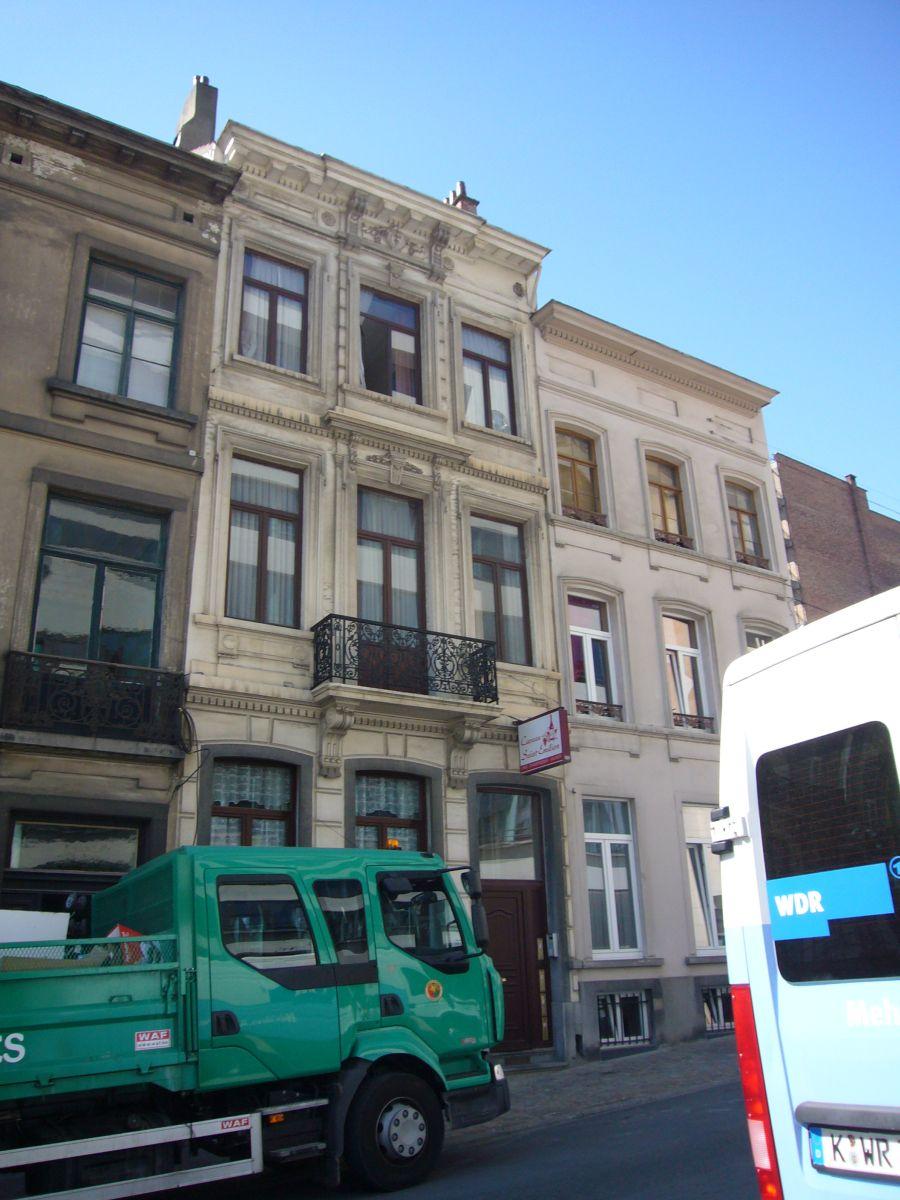 Rue Jacques de Lalaing 33, 2009
