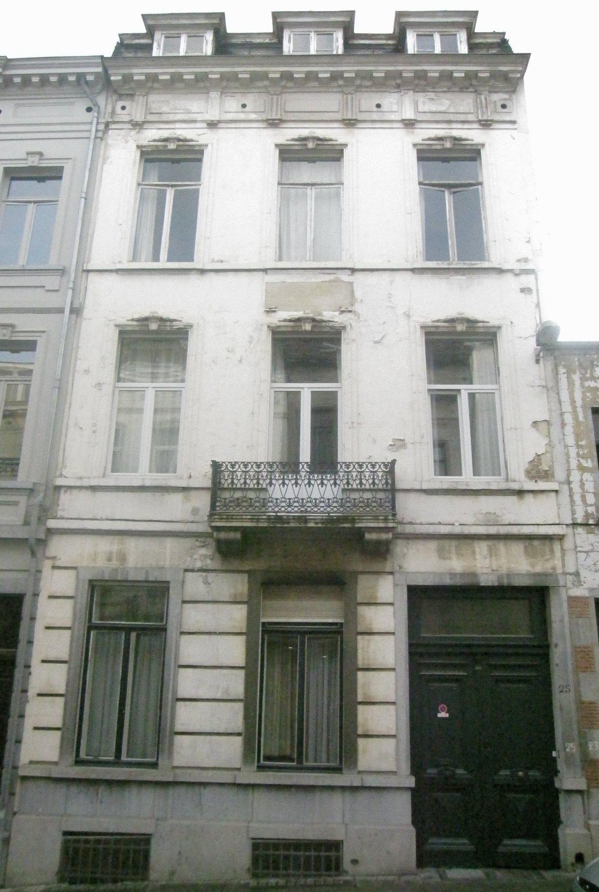 Rue de Toulouse 25, 2011