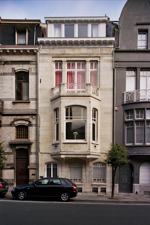 Rue de l'Abbaye 31., 2005