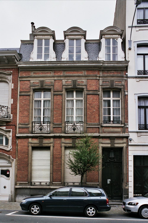 Rue de l'Abbaye 37., 2005