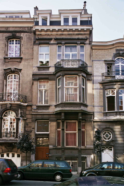 Rue de l'Abbaye 38., 2005