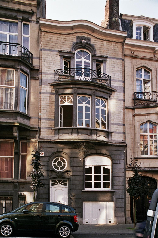 Rue de l'Abbaye 40., 2005