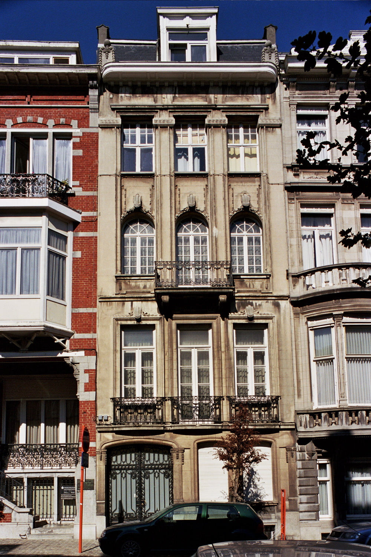 Rue de l'Abbaye 57., 2005
