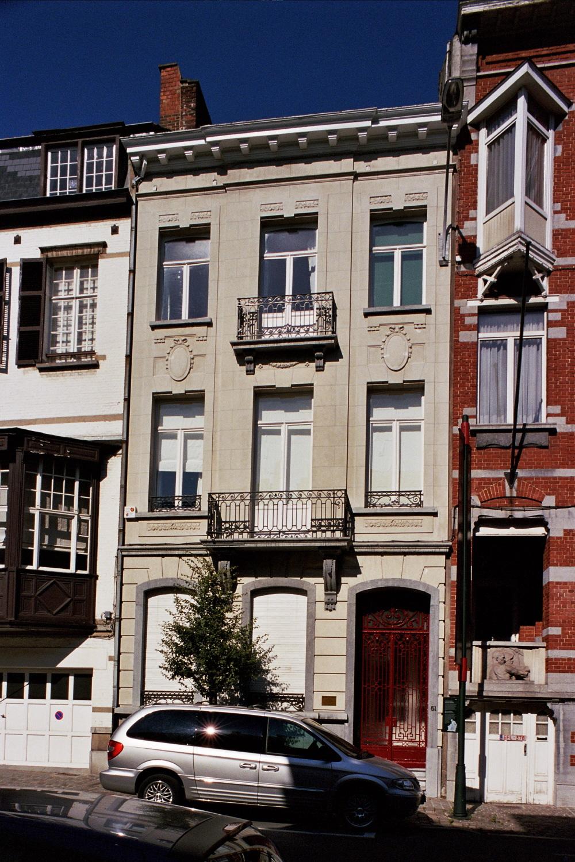 Rue de l'Abbaye 61., 2005
