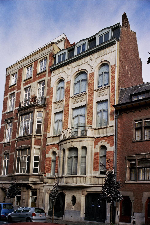 Rue de l'Abbaye 75., 2005