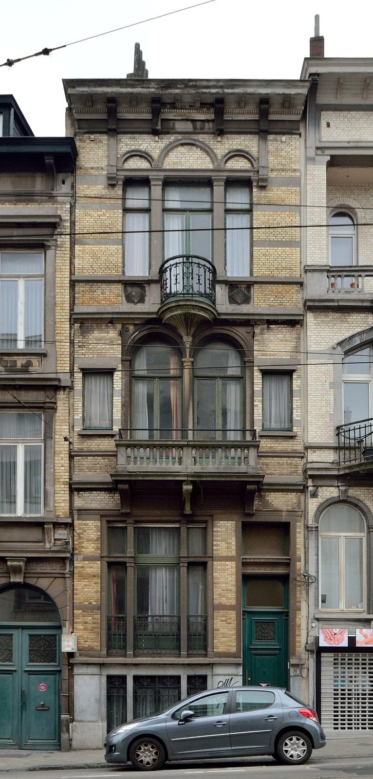Avenue Adolphe Buyl 76, 2014