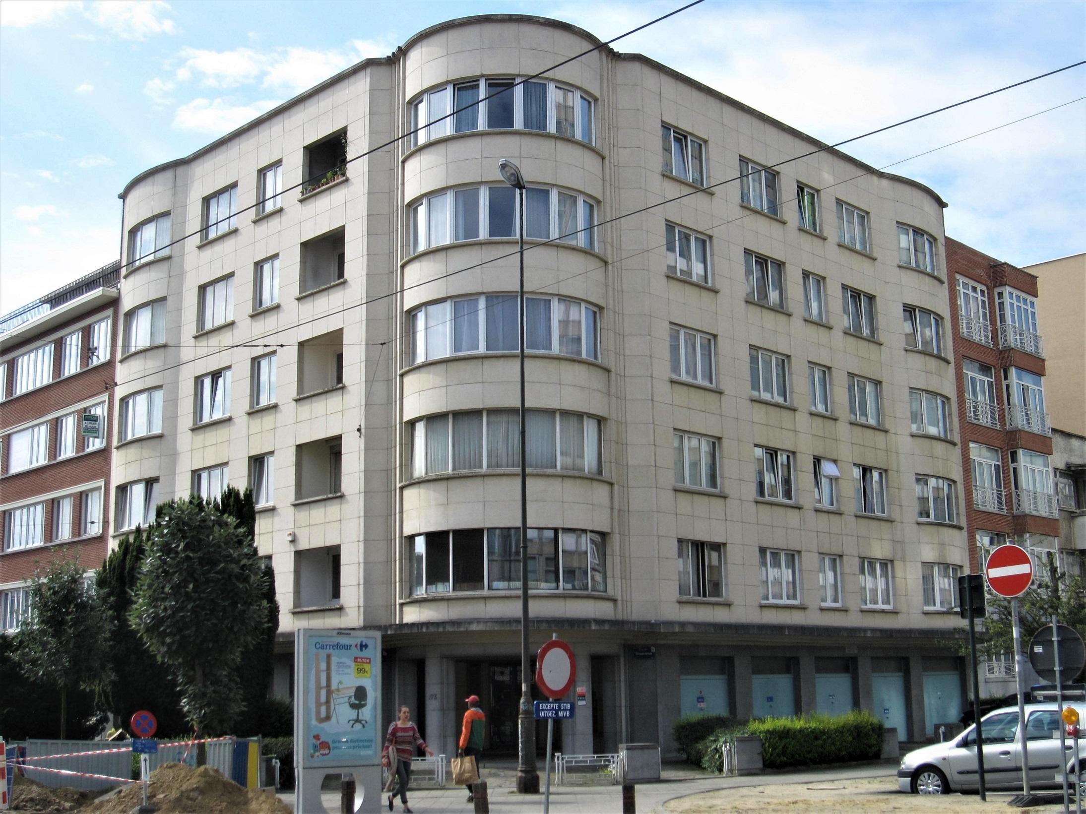 Avenue Adolphe Buyl 173, Résidence Athena, 2013