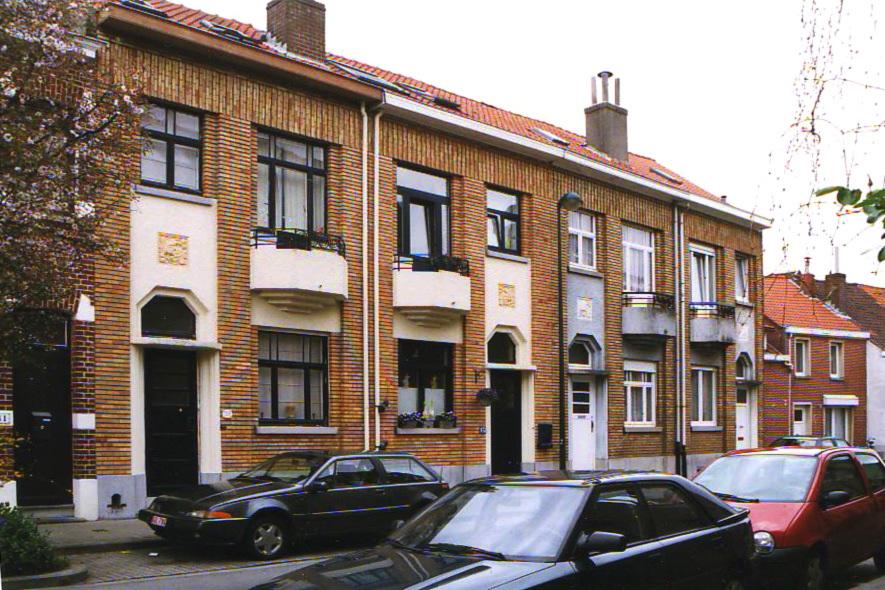 Rue Gersis 33, 35, 37 et 39., 2004