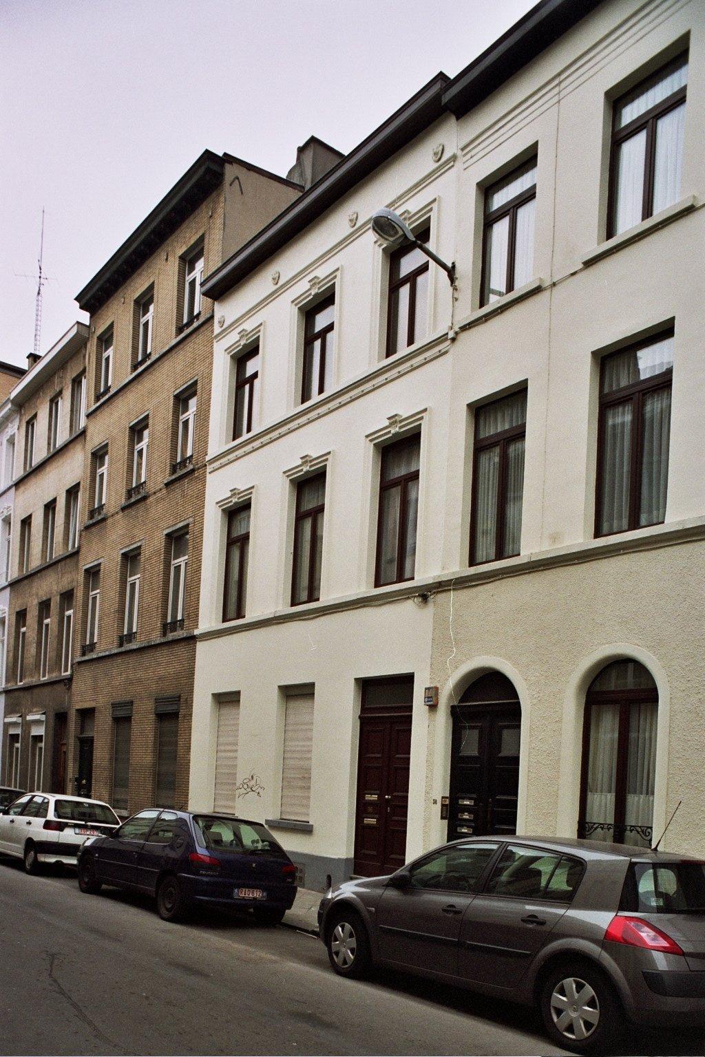 Rue d'Alsace Lorraine 36., 2008