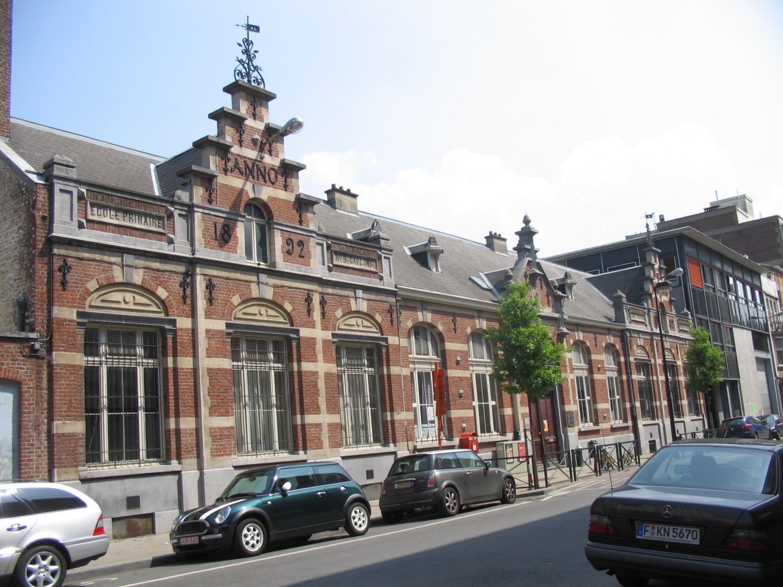 Rue Américaine 136, École communale no9., 2006