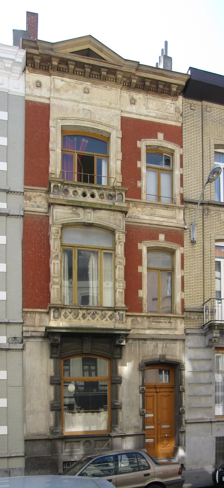 Rue Anoul 16., 2010