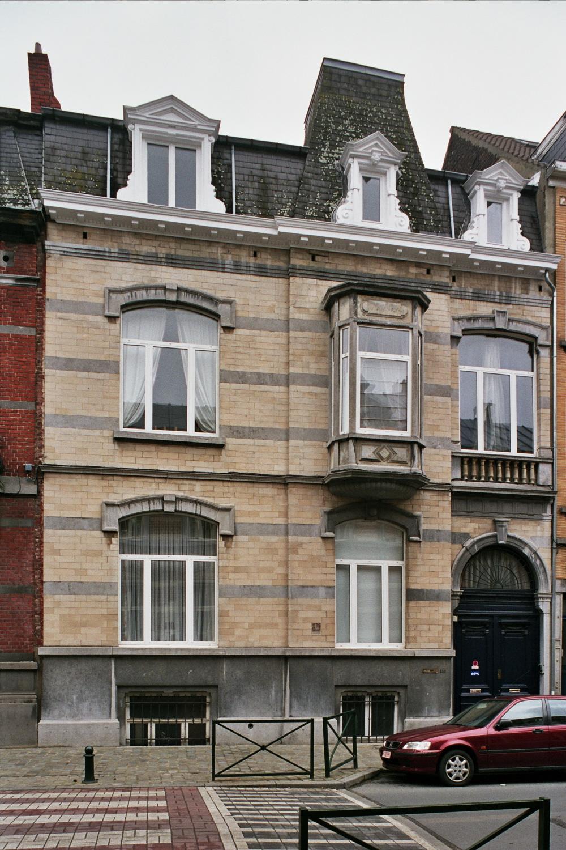 Rue de l'Aqueduc 138., 2006