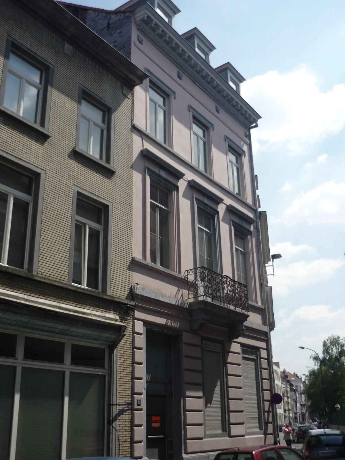 Rue de l'Arbre Bénit 24., 2009