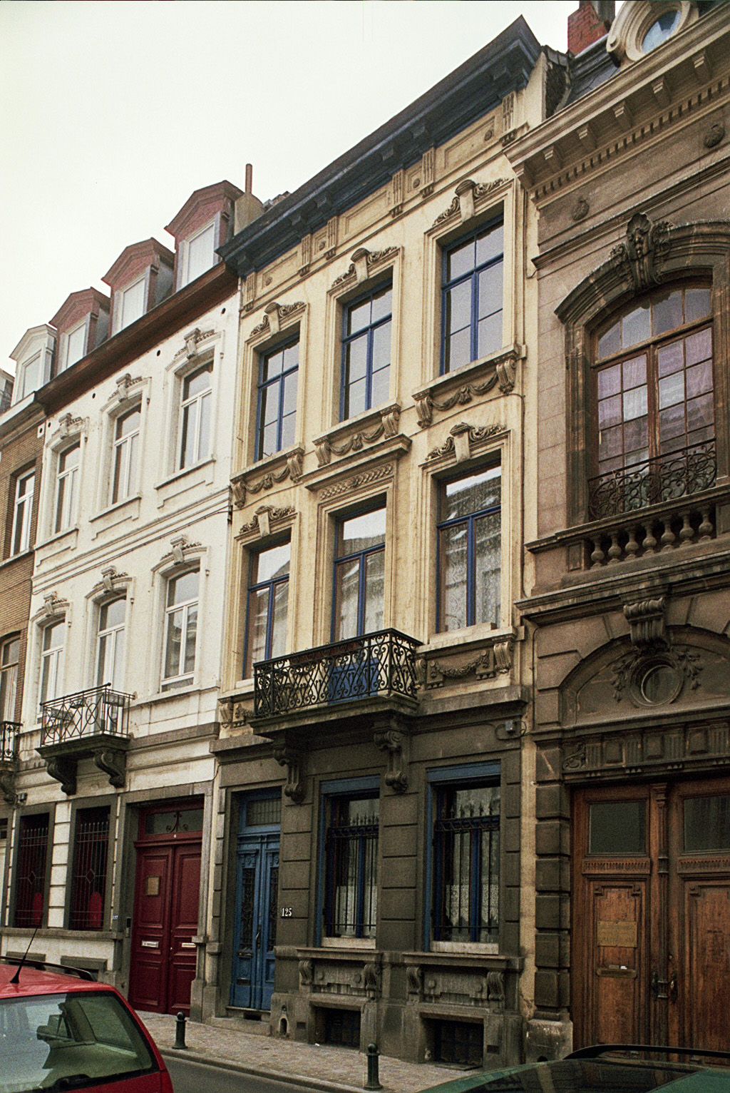 Rue de l'Arbre Bénit 125., 2009