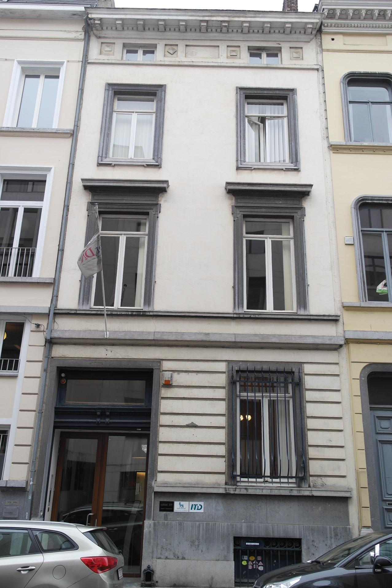 Rue d'Arlon 25, 2013