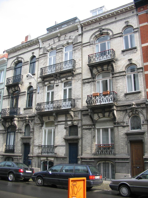 Armand Campenhoutstraat 20 tot 24., 2005