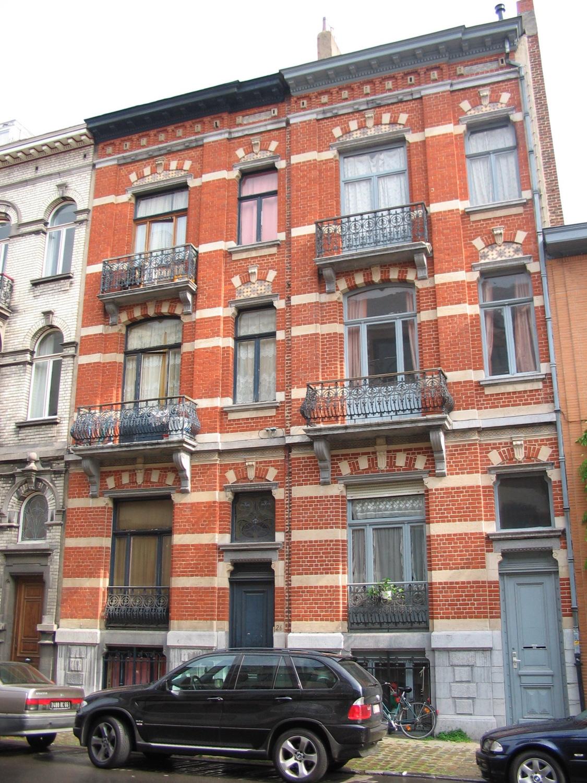 Rue Armand Campenhout 26 et 28., 2005