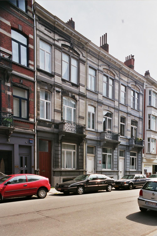 Rue Armand Campenhout 50 à 54., 2005